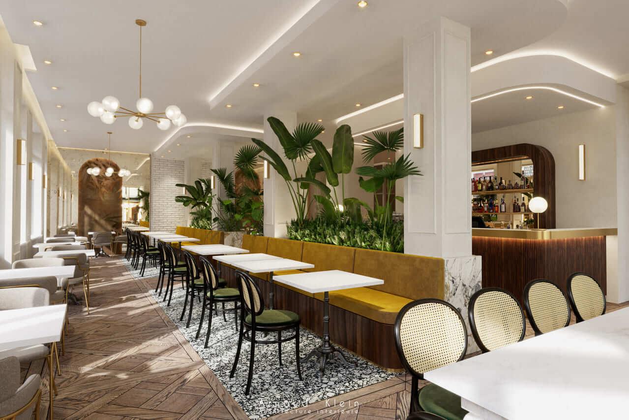 Restaurant de l'Hôtel des Vosges