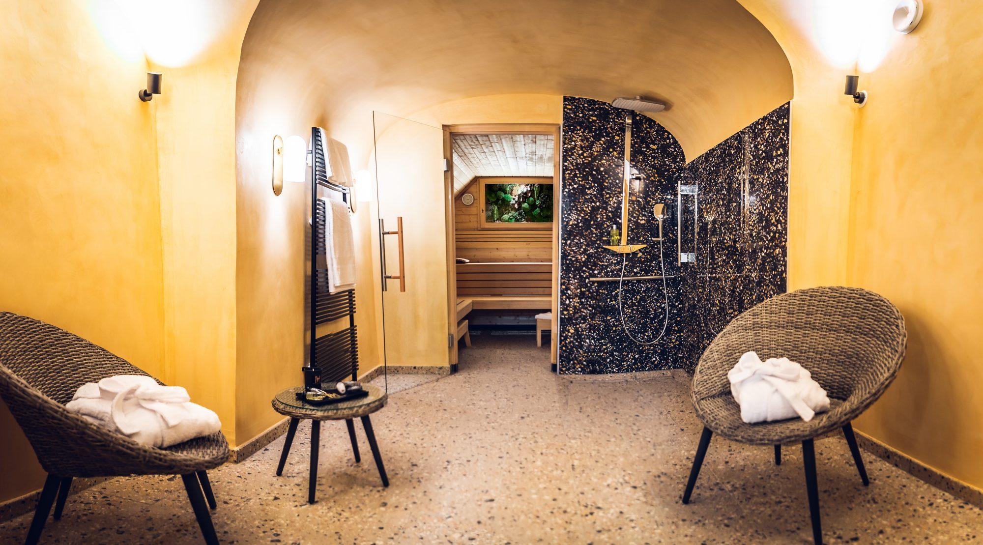 Espace bien être Hôtel des Vosges