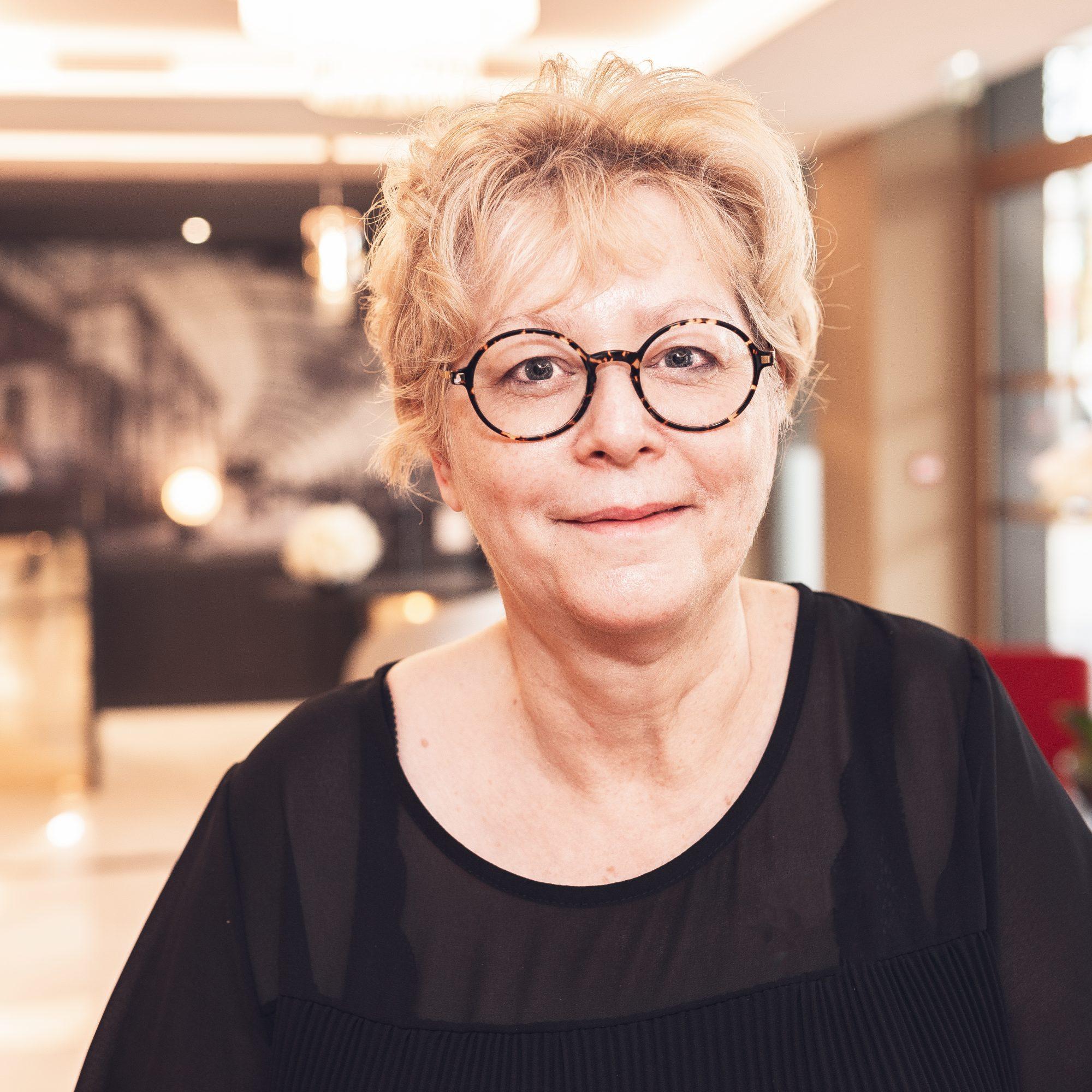 Claudine HUBSCHER