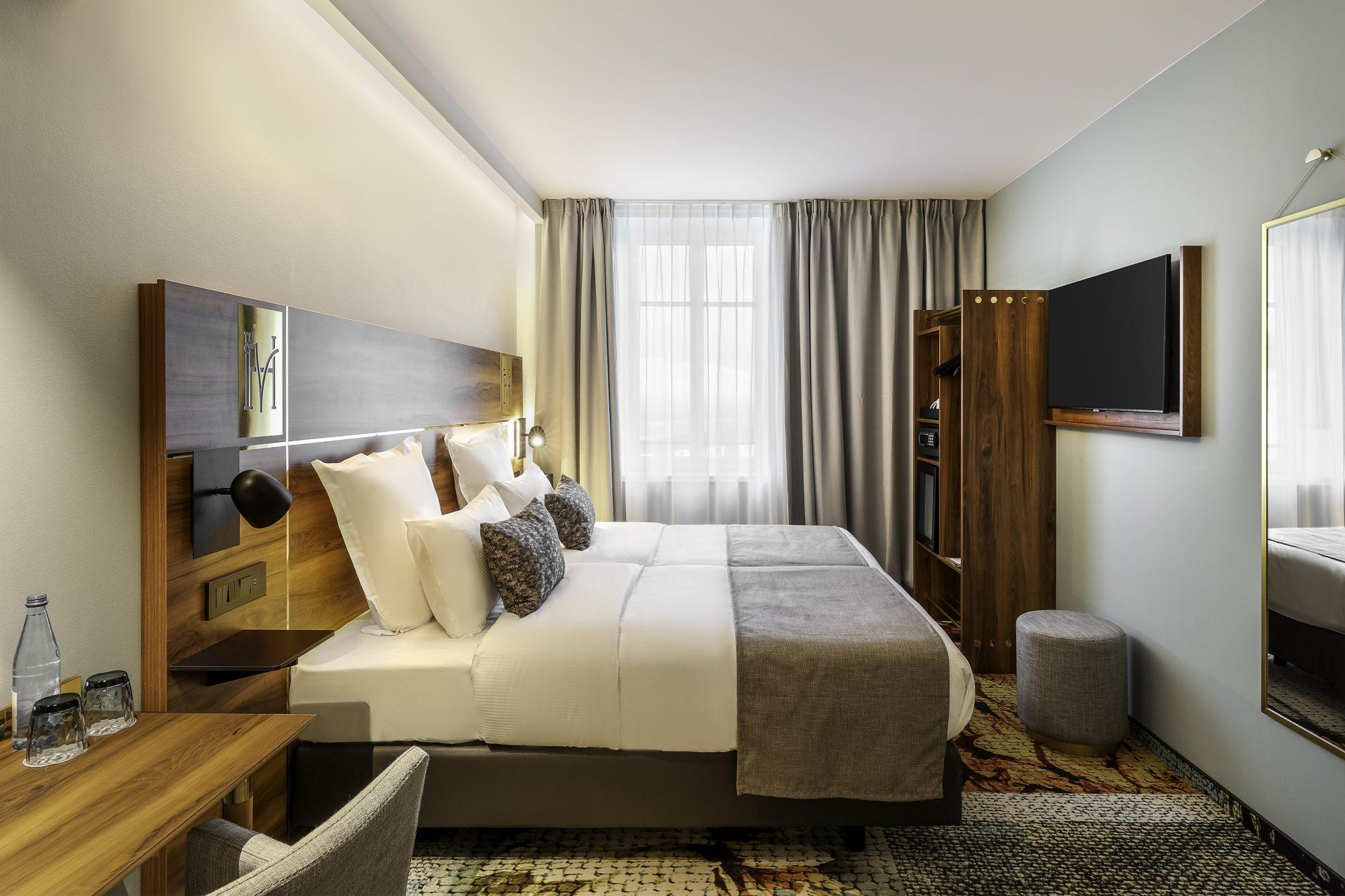 Chambre confort hotel des vosges