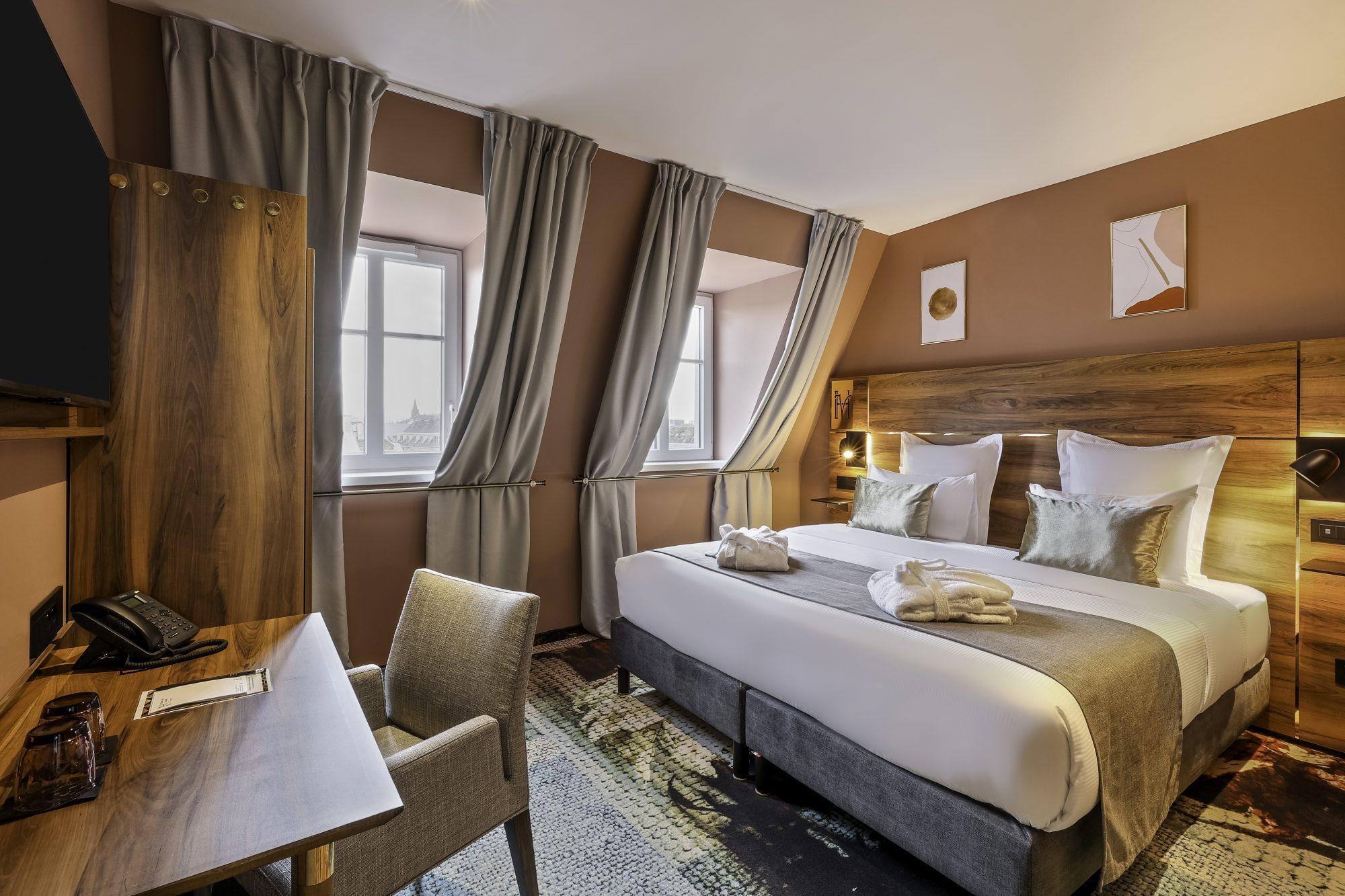 Chambre executive hotel des vosges